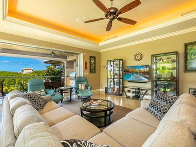 Photo for New Listing! Enjoy Ho'olei's largest floorplan with Ocean Views! Hoolei 93-6
