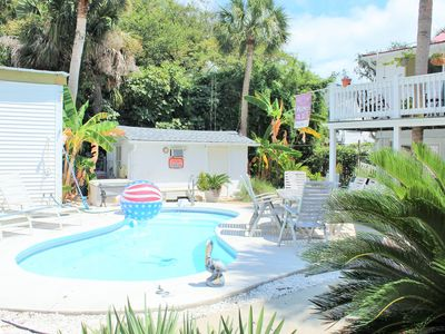 Folly Cottage ~ 3 Bedroom Downstairs Apt. w/Pool Access!