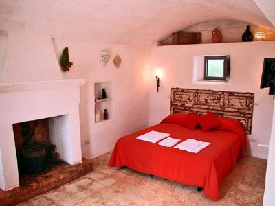 Photo for LAMIA CHARACTERISTIC WITH AIR CONDITIONING, WI-FI, POOL AT 15 MIN. FROM THE SEA
