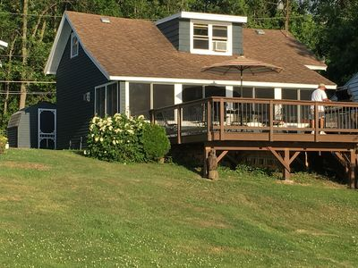 Photo for A Cozy Lakehouse Along Oneida Lake is Within Reach of Adirondacks