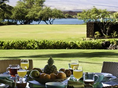 Brunch on the Lanai!