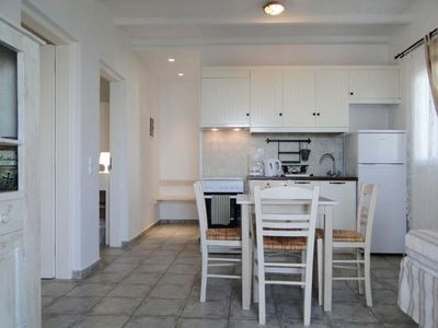 Photo for Apartment Michalis Apartment in Antiparos Town - 4 persons, 2 bedrooms