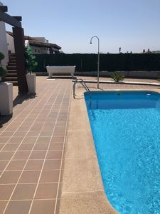 Photo for Beautiful 3 bed villa in Campo the golf Caleta de Fuste.