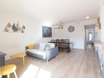 Photo for P3 air conditioned, renovated, close to the beach!