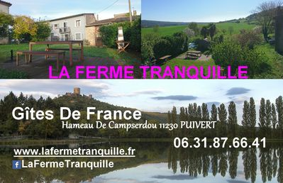 Photo for Self catering La Ferme Tranquille for 2 people