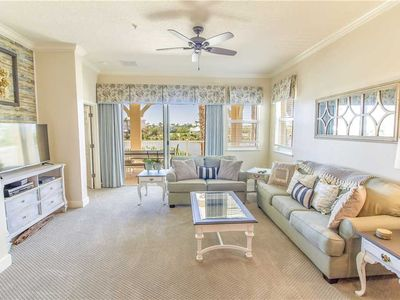 Photo for 925 Cinnamon Beach, 3 Bedroom, Sleeps 8, Pets Considered, 2 Pools, Elevator