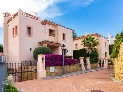 Photo for Vacation home Villa Resina Golf in Estepona - 6 persons, 3 bedrooms