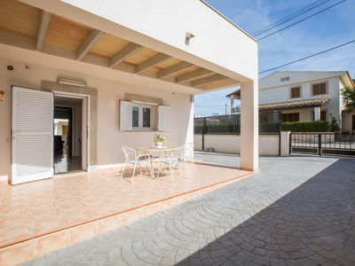 Photo for ANFOS - Chalet with sea views in Sa Rapita (Campos).