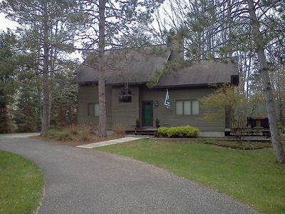 Photo for Quiet Getaway, On Crystal Mountain Propoerty, Perfect For Families And Friends