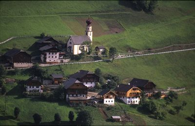 Photo for farm located in a quiet, sunny location overlooking the Dolomites