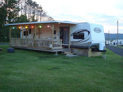 Photo for Spacious and cozy RV Rental