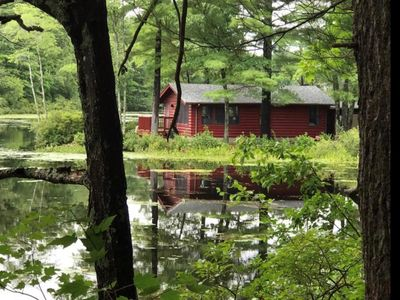 Photo for Southern Maine Waterfront Cabin