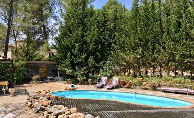 Photo for 4 bedroom accommodation in Les Arc sur Argens