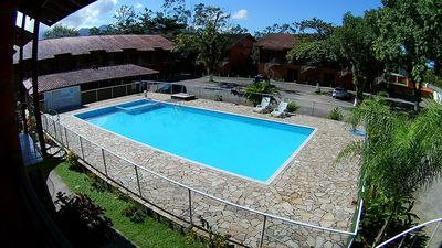 Photo for Studio Apartment H10 cond. Maranduba Ville 1 Ubatuba