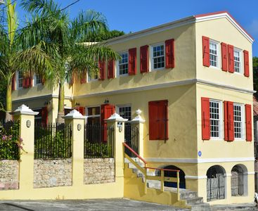 Upscale Historic Luxury in Frederiksted - 2 Blocks from the Best Beach on STX