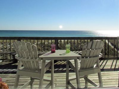 Photo for Beach Front Beauty, private home  to Beach House!!!