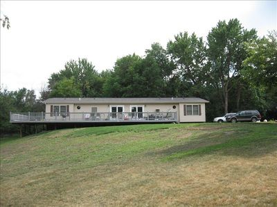 Large Home close to West Lake Okoboji. Inquire about reduced May Rates.