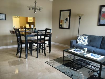 Photo for Beautiful 1 Br. 1 1/2 Bath Newly Renovated Gulf Front Condo
