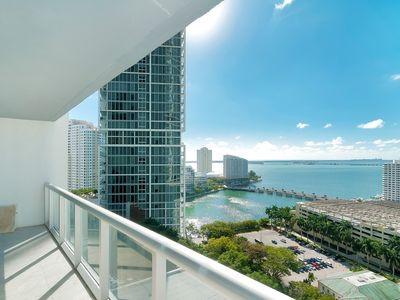Photo for 2 Bedroom and one Bath with Sea View at Icon Residences FREE SPA