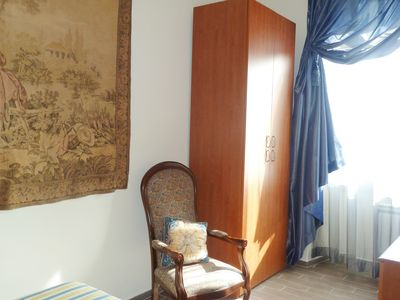 Photo for Dimora Luminosa with 2 bedrooms 2 rooms free wifi near St. Peter's