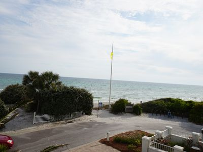 Photo for Amazing Gulf Views! Luxurious Home in Inlet Beach + FREE BIKES!
