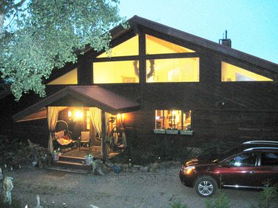 Photo for 5-Star Chalet, Great Rates, Stunning Views, Close to the Slopes and Easy Access