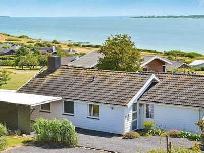 Photo for Cozy Holiday Home in Funen Denmark with Sea View