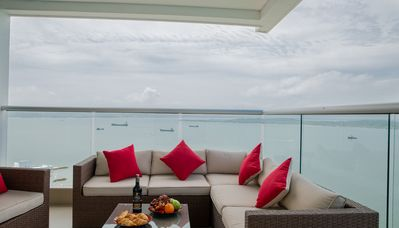 Photo for 3BR luxurious and fantastic apartment view