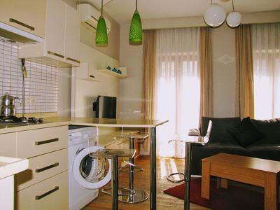 Photo for Near Taksim,Fully Furnished comfortable apartment with Air Condition