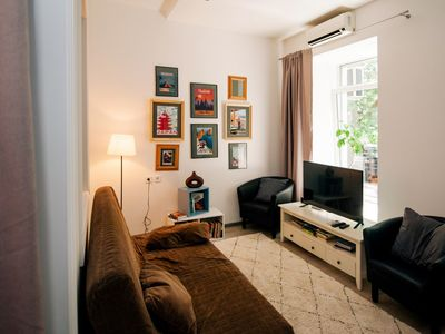 Photo for Modern stylish flat in the city center