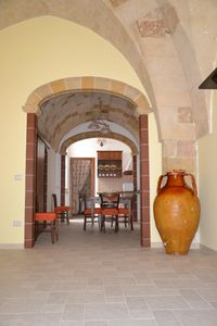 Photo for Typical Salento house just steps from the historic center