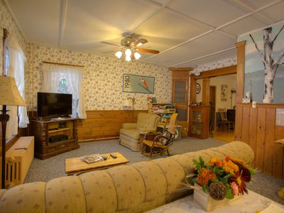 Photo for Spruce Lodge is a quaint Lodge nestled within the Olympic Village of Lake Placid