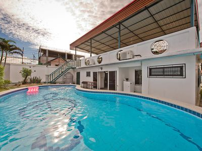 Photo for Large And Private Pool Villa With Rooftop