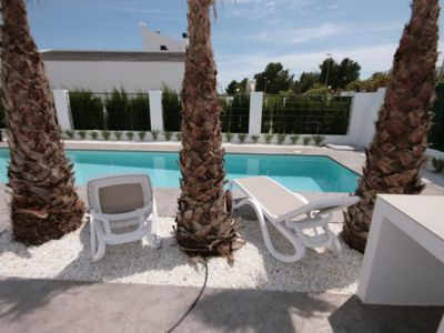 Photo for Near Altea, Albir and Benidorm with heated pool