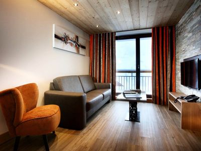 Photo for Residence La Source des Arcs ***** - 3 Rooms 4 Persons