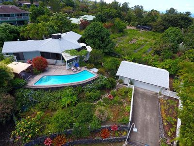 Photo for Dragonfly house - 3 bedroom home with private pool