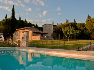 Photo for Spacious villa with swimming pool in stunning scenery and picturesque villages