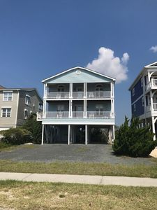 Photo for Beachy Keen - Fabulous Ocean and Marsh Views and Private Beach Access Nearby!