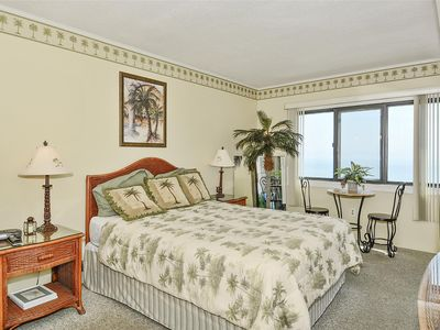 Photo for DAILY ACTIVITIES & LINENS INCLUDED*! Direct Oceanfront 2 bedroom, 2 bath condo with semi-private den. Balcony access from Living Room and Master Bedroom.