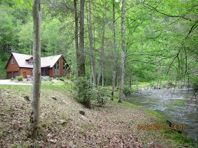 Photo for 1BR Cabin Vacation Rental in Marshall, North Carolina