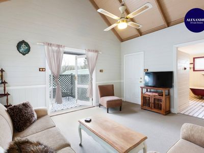 Photo for BRIAR ROSE COTTAGE // RELAXED MOUNTAIN HOME 3BED