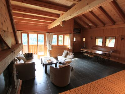Photo for Charming chalet of standing 120 m2