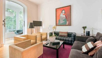 Photo for Be Apartment - Luxury 2 bedroom 2 bathroom apartment located in one of the best area of Barcelona. Connected with Plaça Catalunya in just 10 minutes.