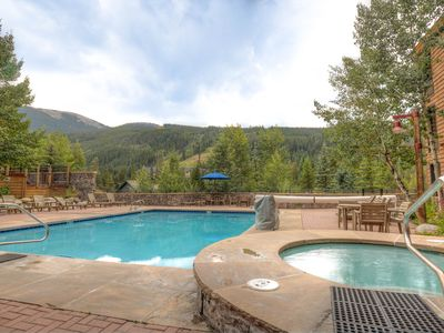 Photo for 2bed / 2 bath - Pools are open!   - River Run Village in Keystone Resort