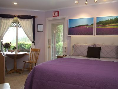 Photo for Cozy Oceanview Suite in beautiful Pender Harbour/Sunshine Coast, BC