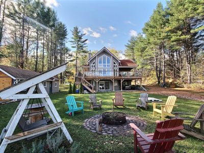 Photo for Spectacular Muskoka Cottage on Quiet and Private Ray Lake