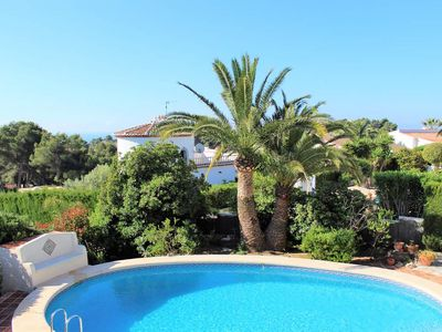 Photo for Stunning 4 bedroom Villa with Sea Views and Pool Table