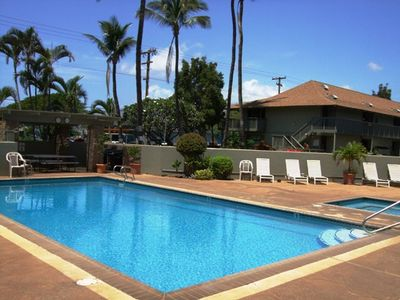 Photo for Kihei Bay Surf #136 Sleeps 3, Great Rates!! Across the street from the beach!