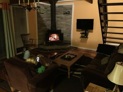 Photo for Lakeside barn wood cottage just remodeled with all the modern Conveniences!