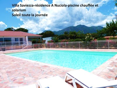 Photo for SUMMER PROMO, BEAUTIFUL VILLAT4, AIR CONDITIONED, ACCESS, BEACH, HEATED SWIMMING POOL, PRIVATE GARDEN